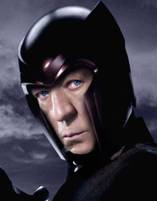 Magneto Movie Confirme...