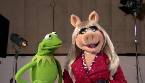 The Muppets Celebrate the Arrival of the Royal Baby From Their Set in London