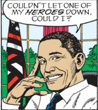 Spider man comic strip features president obama helping spidey spider man comic strip features president obama helping spidey through airport security sciox Image collections