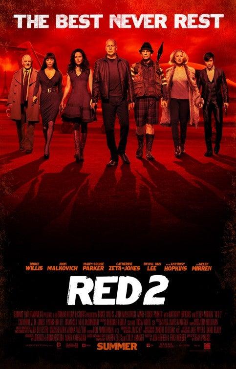 RED 2 Ad Uses President Obama, NSA Scandal