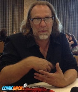 Greg Nicotero The Walking Dead