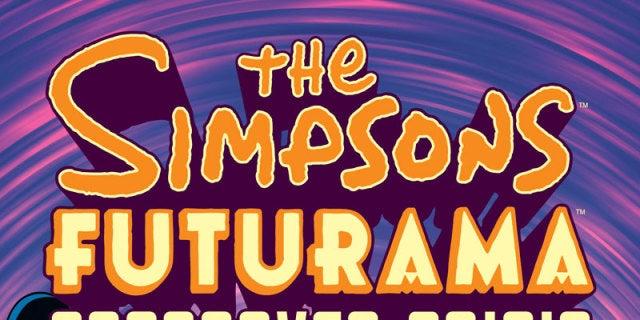 simpsons-futurama-crossover