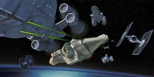 star wars rebels ghost millennium falcon