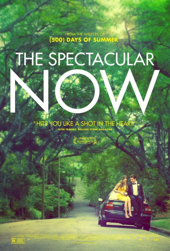 The Spectacular Now: A Film Worth Seeing. Twice.