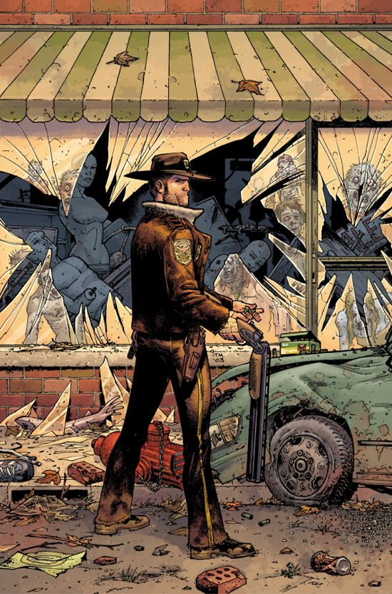 The Walking Dead 115 To Ship With Twelve Covers