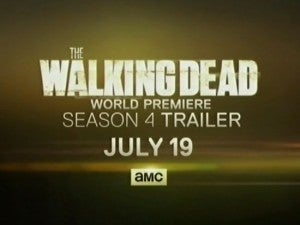 The Walking Dead Season 4 Comic-Con Trailer