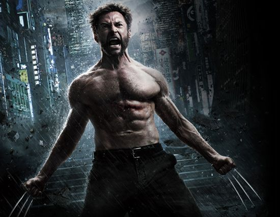 Hugh Jackman Wolverine Nude