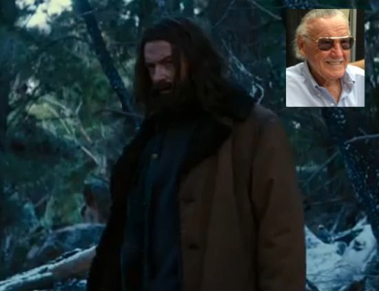 Stan Lee Cameo Wolverine The Wolverine Stan Lee Cameo