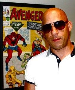 Vin Diesel Avengers 2