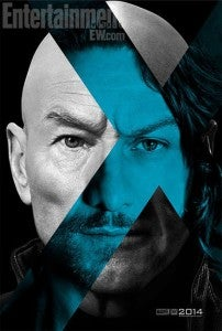 X-Men Days Of Future Past Professor X