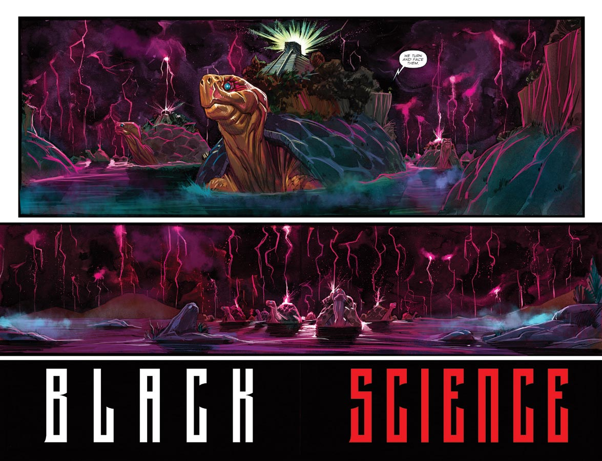 Black science remender