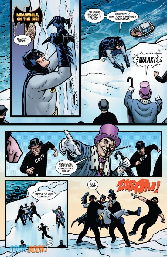 Batman '66 Issue #2 Page 5