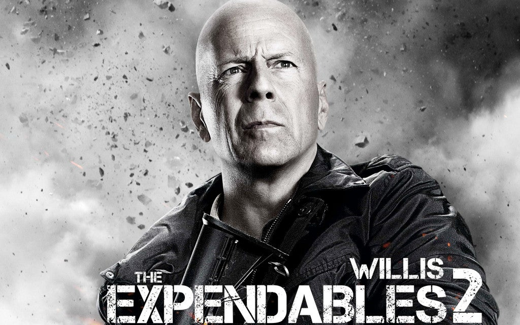 Bruce Willis Reportedly Wanted $1 Million Per Day for Expendables 3