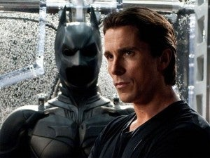 Christian Bale as Batman