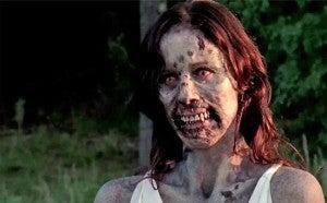 Lori Grimes zombie