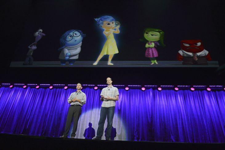D23 Expo: The Art and Imagination: Animation at The Walt Disney Studios Presentation