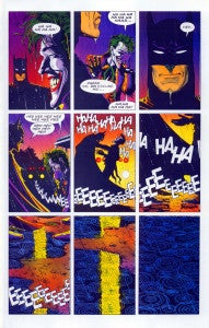 The Killing Joke Final Page
