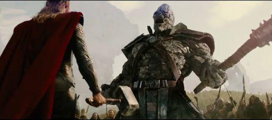Thor The Dark World Kronans