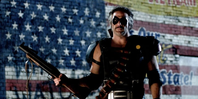 Watchmen movie image Jeffrey Dean Morgan as Edward Blake The Comedian