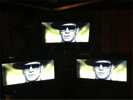 X-men Days Of Future Past monitors