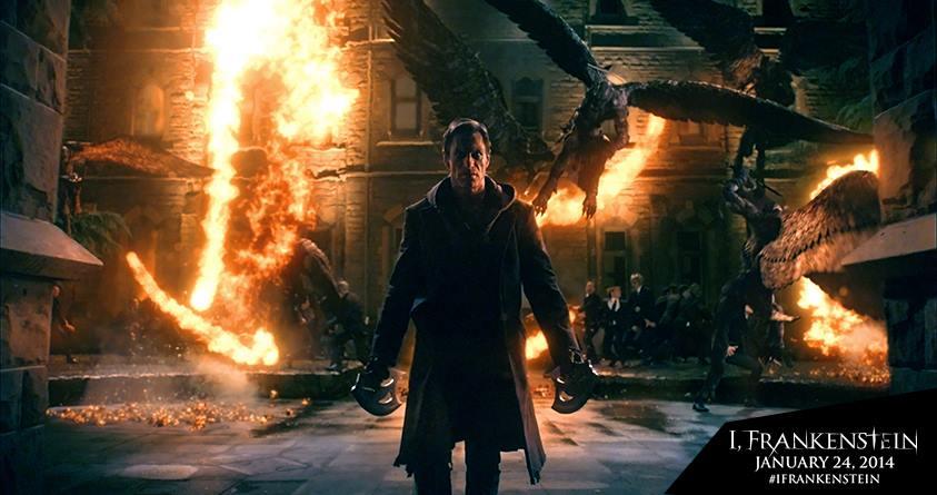 I, Frankenstein Trailer Now Online