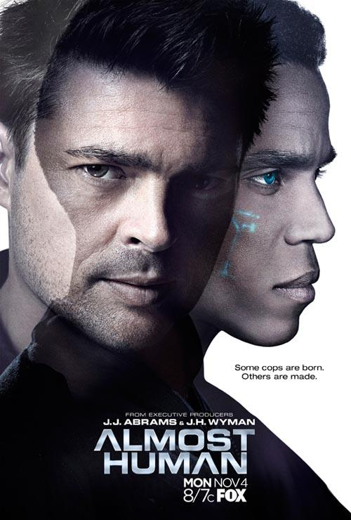 New Poster Debuts For J.J. Abrams and Karl Urban's Almost Human