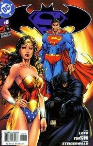 Batman Vs. Superman & Wonder Woman
