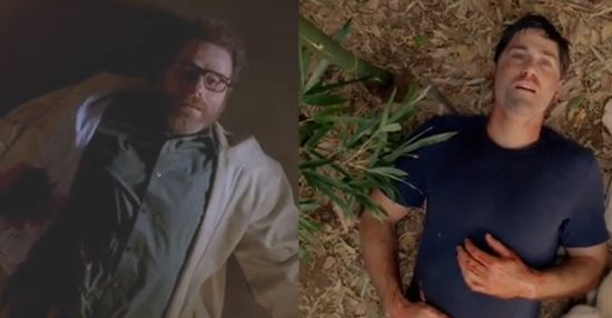 Breaking Bad and Lost Endings