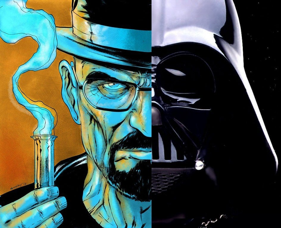 Breaking Bad Creator Compares Heisenberg to Darth Vader