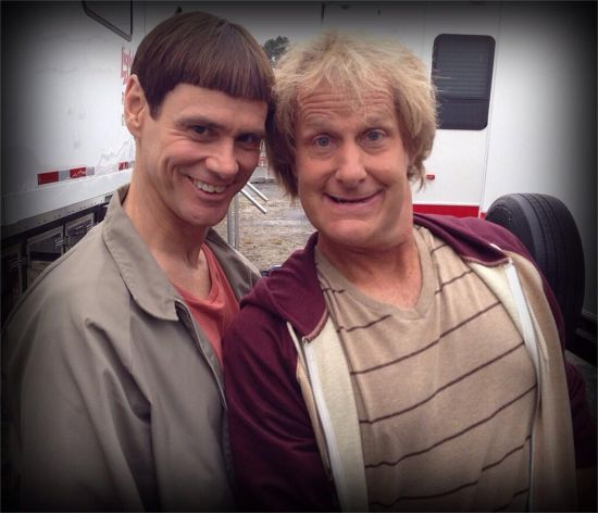 Three First Looks At Dumb And Dumber To