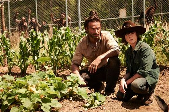 Season Rick & Carl