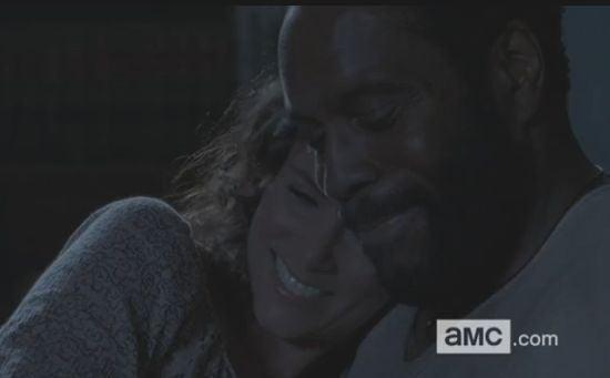The Walking Dead Tyreese Girlfriend