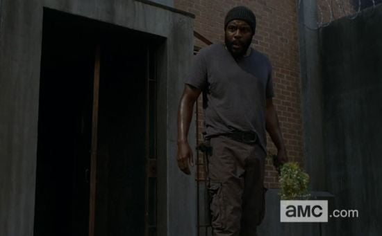 the Walking Dead Tyreese spoiler