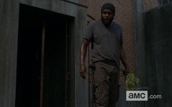 the Walking Dead Tyreese spoiler