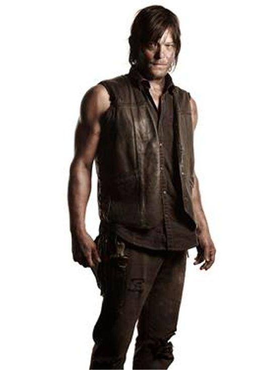Walking Dead Deason 4 Daryl standing