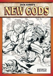 KIRBY_NEW_GODS_COVER