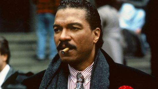 Billy Dee Williams Harvey Dent
