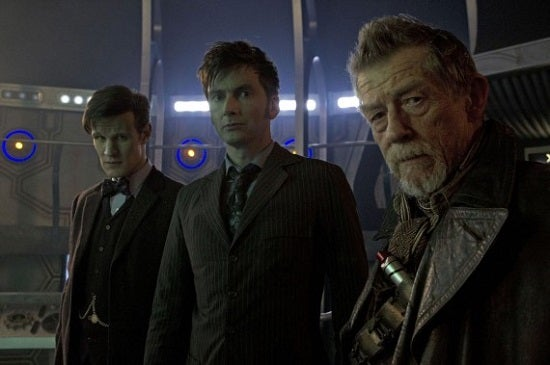 Doctor Who 50th Anniversary Trailer Now Online