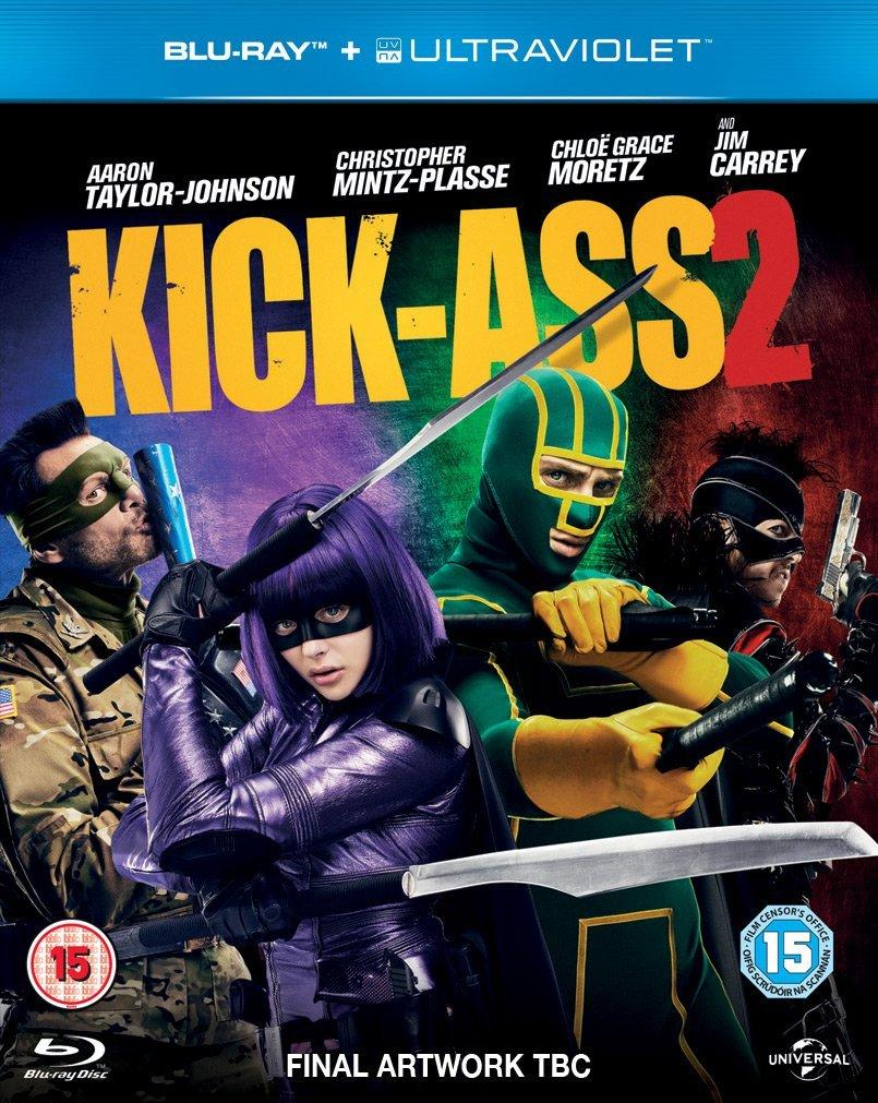Kick Ass 2 2013 BluRay 720p 650MB Dual Audio ( Hindi – English ) ESubs MKV
