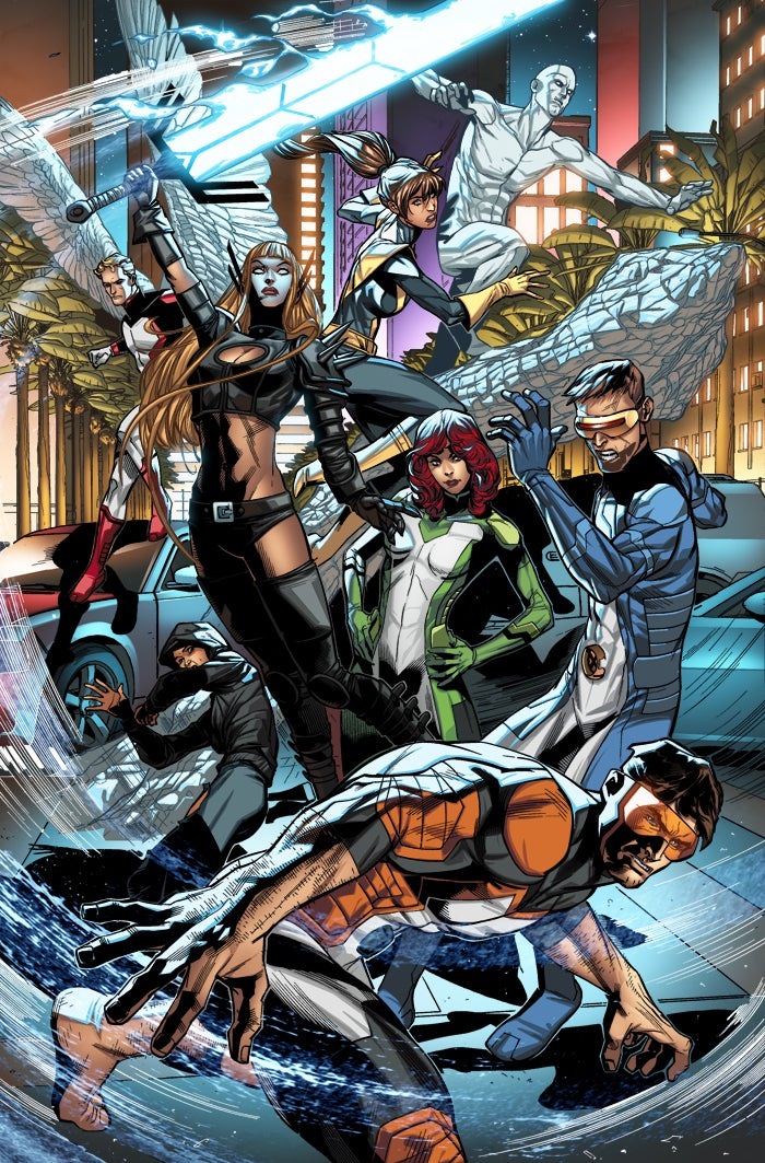 X Men Get New Costumes Again In All New X Men 19 Preview