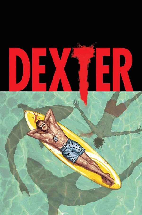 dexter returns in a new comic book series by creator jeff