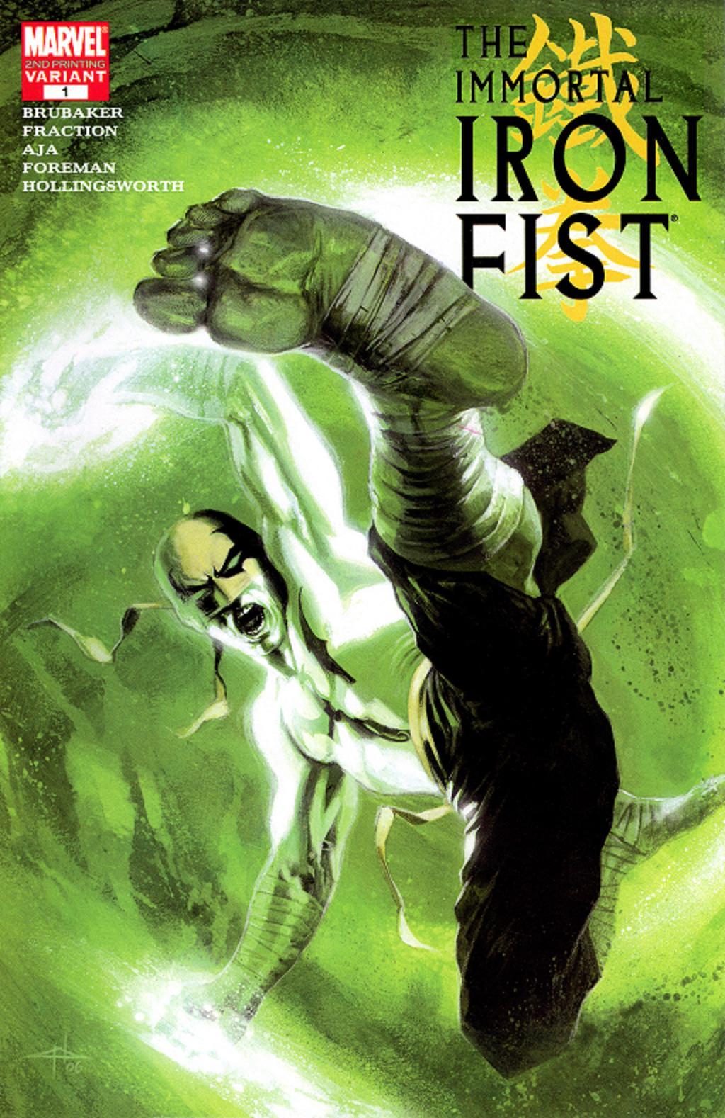 Iron Fist Serie