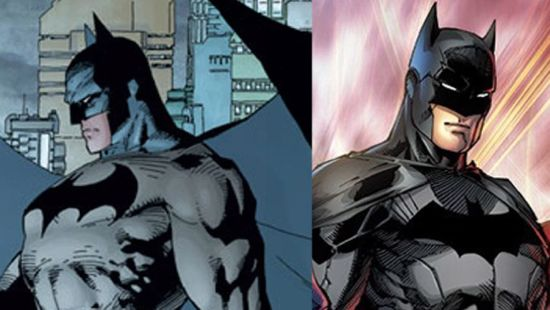 ... hosted the Man Of Steel fan chat on Saturday director Zack Snyder rewarded Smith with a sneak peek at a photo of Ben Affleck in the Batman costume. & Batman Costume In Batman Vs. Superman Looks Like Jim Lee Design