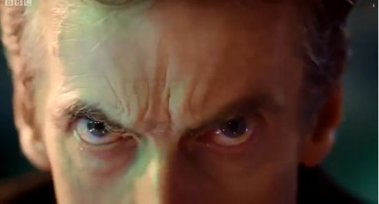 Peter Capaldi 14th Doctor