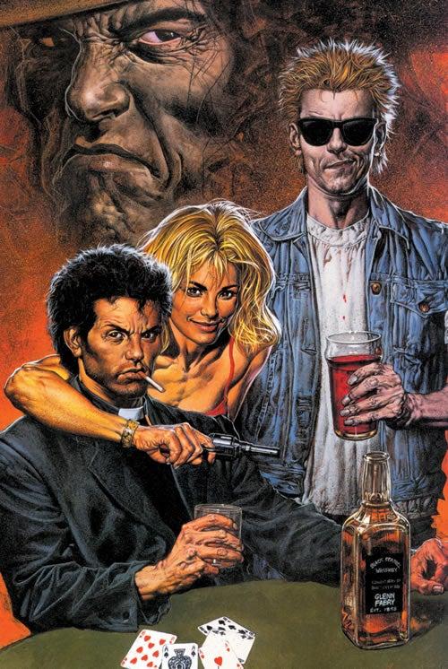 AMC commande le pilote pour l'adaptation de l'excellent comic book « Preacher » ! dans Films preacher2_prev2