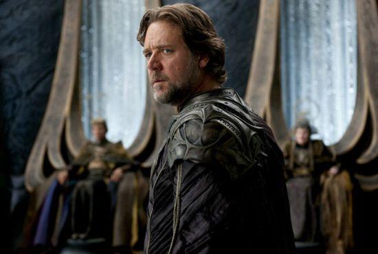 Batman Vs. Superman: Russell Crowe Not Returning