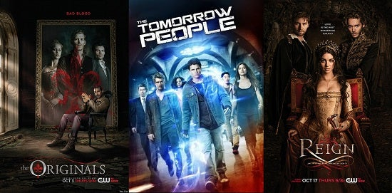 The CW Picks Up The Originals, The Tomorrow People, Reign ...