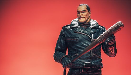 The Walking Dead Negan Action Figure