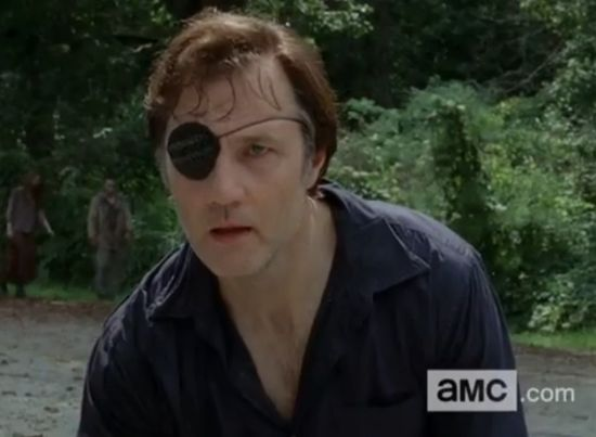 The Walking Dead The Governor Spaghettios