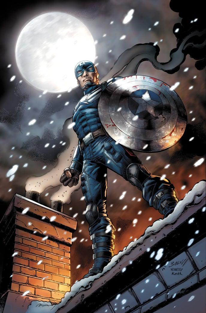 Captain America: The Winter Soldier Gets a Comic Book Prequel